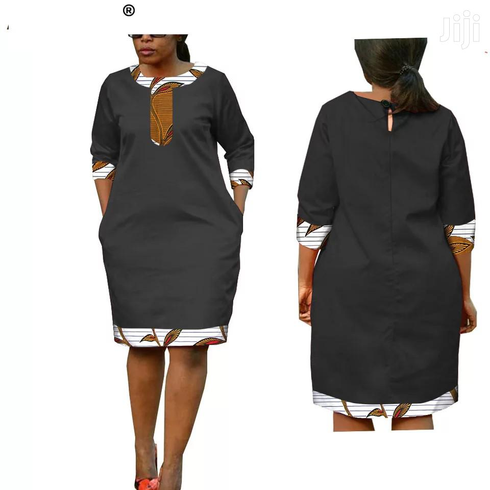 Marvelous 3/4 Sleeves Ladies Dress   Clothing for sale in Ga East Municipal, Greater Accra, Ghana