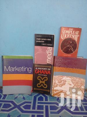 Books On Marketing Etc.   Books & Games for sale in Central Region, Awutu Senya East Municipal