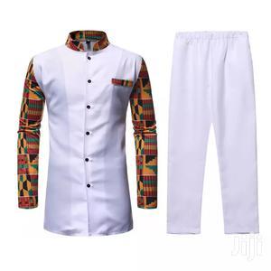 Elegant Men Kaftan Top and Down Dress   Clothing for sale in Greater Accra, Accra Metropolitan