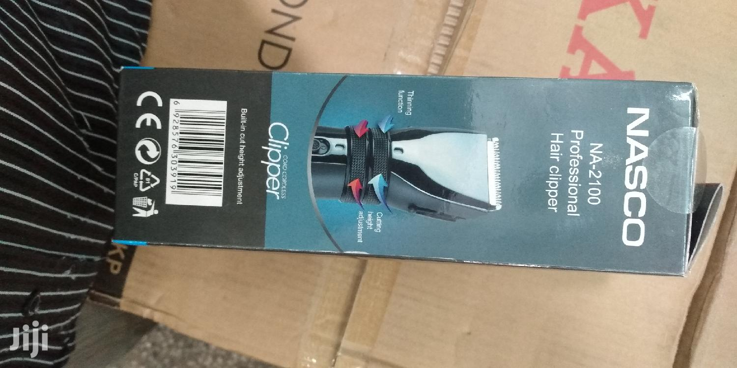 Nasco Professional Hair Clipper | Tools & Accessories for sale in Accra Metropolitan, Greater Accra, Ghana