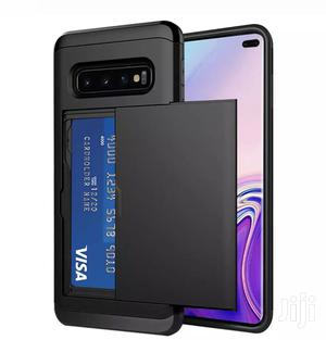 Armor Slid Card Case for Samsung Galaxy S20+ S10+ Note8 Note   Accessories for Mobile Phones & Tablets for sale in Greater Accra, Adabraka