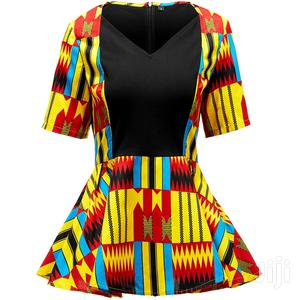 Elegant African Ladies Top   Clothing for sale in Greater Accra, Achimota