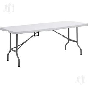 Foldable Table (8seater)   Furniture for sale in Greater Accra, Adabraka