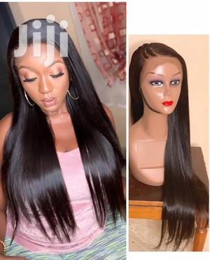 180 Frontal Wig Cap Indian Remy | Hair Beauty for sale in Greater Accra, Ga South Municipal
