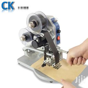 Digital Stamp Machine, For Mgf, Exp, And Batch No. | Manufacturing Services for sale in Greater Accra, Nungua