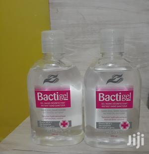 Bactigel Instant Hand Sanitizer 350ml   Skin Care for sale in Greater Accra, Tema Metropolitan