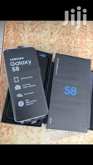 New Samsung Galaxy S8 64 GB Silver | Mobile Phones for sale in Greater Accra, Kokomlemle