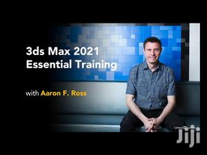Autodesk 3ds Max 2021   Full Essential Training Video Course   CDs & DVDs for sale in Ashanti, Kumasi Metropolitan