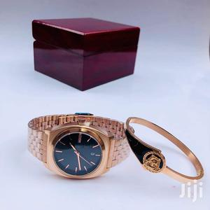 Nixon Watch With Versace Bracelet | Watches for sale in Greater Accra, Achimota