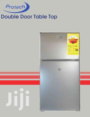 Powerful Protech Double Door Table Top Fridge   Kitchen Appliances for sale in Greater Accra, Accra Metropolitan