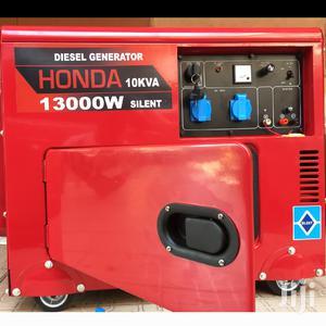 Honda 10kva DIESEL 13000 Silent Type Powerful Generator | Electrical Equipment for sale in Greater Accra, Dansoman