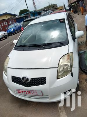 Toyota Vitz 2010 White | Cars for sale in Greater Accra, Abossey Okai