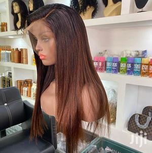20 Inches Grade 10a Indian Remy Frontal Wig Cap | Hair Beauty for sale in Greater Accra, Accra Metropolitan
