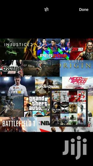 All New & Old PC Games | Video Games for sale in East Legon, Bawaleshie