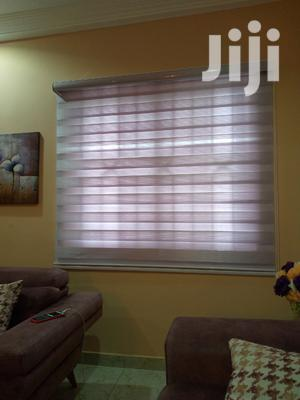 Blue Window Curtains Blinds | Home Accessories for sale in Brong Ahafo, Wenchi Municipal