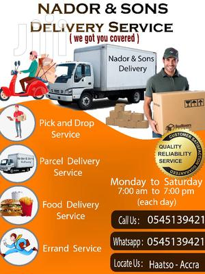 Delivery Service | Other Services for sale in Greater Accra, Madina