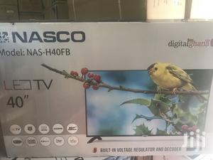Finest Nasco 40′′ Digital Satellite Fhd LED TV   TV & DVD Equipment for sale in Greater Accra, Adabraka