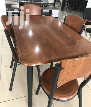 4 Chairs Dining Table | Furniture for sale in Greater Accra, Adabraka