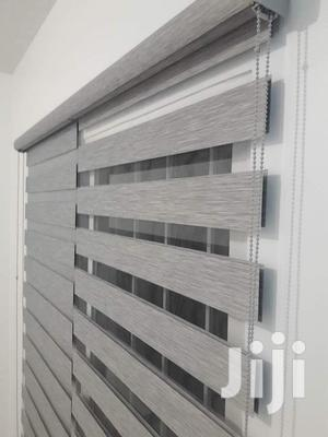 Classy Ash Zebra Blinds   Home Accessories for sale in Greater Accra, Adenta