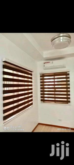 Classy Zebra Curtains Blinds   Home Accessories for sale in Greater Accra, Adabraka
