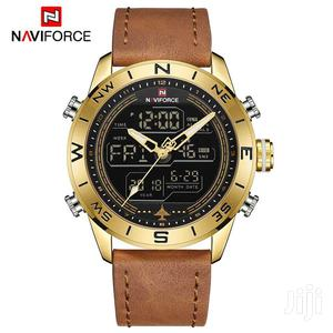 Naviforce 9144 Leather Watch   Watches for sale in Greater Accra, Accra Metropolitan