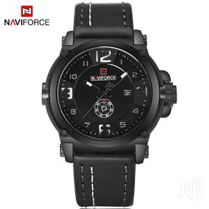Naviforce 9099 Leather Watch   Watches for sale in Greater Accra, Accra Metropolitan
