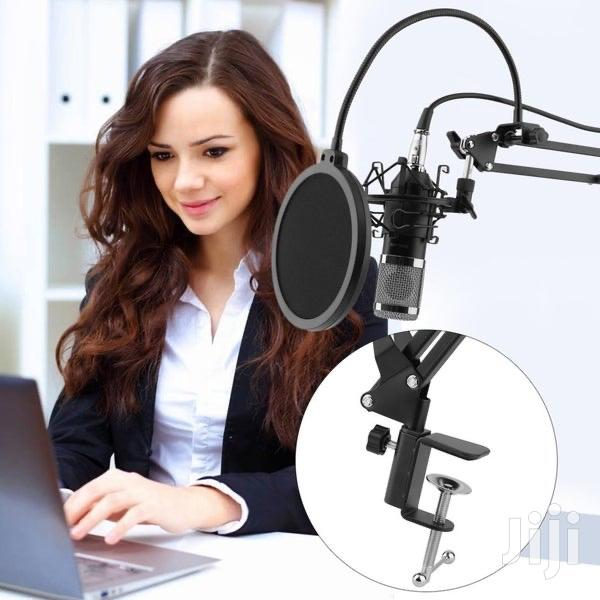 Pro Audio Studio Condenser Recording Microphone [FULL KIT]   Audio & Music Equipment for sale in Accra Metropolitan, Greater Accra, Ghana