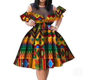 Ladies Flare Dress | Clothing for sale in Greater Accra, Accra Metropolitan