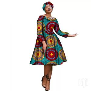 Ladies Flare Dress   Clothing for sale in Greater Accra, Accra Metropolitan