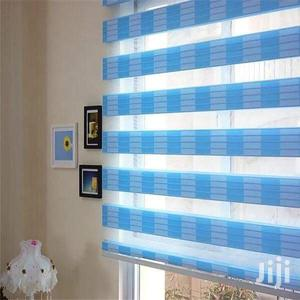Sea Blue Curtains Blinds | Home Accessories for sale in Greater Accra, Ga South Municipal
