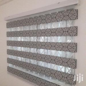Beautiful Silver Window Blinds For Your Homes/Offices   Windows for sale in Greater Accra, Akweteyman