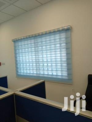 Sea Blue Blinds Curtains At Wholesales Price | Home Accessories for sale in Greater Accra, Ga East Municipal