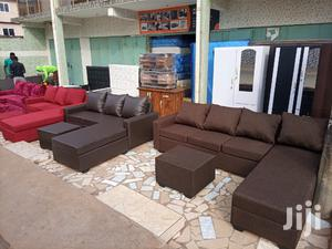 Wholsale L Shaped Sofa❤🖤. Free Delivery | Furniture for sale in Greater Accra, Alajo