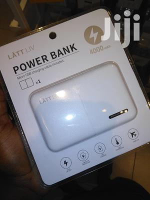 Lattliv 4000 Mah Powerbank | Accessories for Mobile Phones & Tablets for sale in Greater Accra, Accra Metropolitan