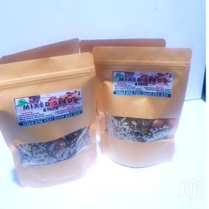 Mixed Seeds And Nuts   Feeds, Supplements & Seeds for sale in Greater Accra, Achimota