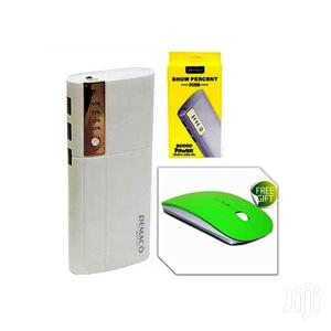 Demaco DMK-044 3 Port Powerbank – 20,000mah White + Free Wir | Accessories for Mobile Phones & Tablets for sale in Greater Accra, East Legon