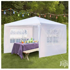 10'x 10' Three Sides Gazebo Canopy Waterproof Tent   Camping Gear for sale in Greater Accra, Tema Metropolitan