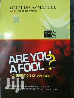 Are You a Fool?   Books & Games for sale in Central Region, Awutu Senya East Municipal