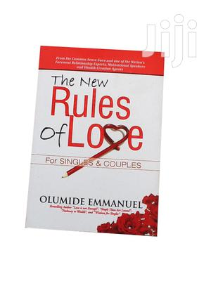 The New Rules of Love   Books & Games for sale in Central Region, Awutu Senya East Municipal