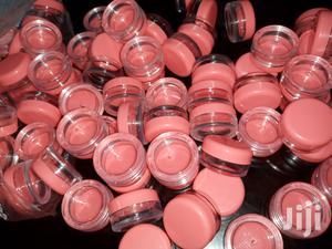Cosmetic Containers For Creams And Lip Scrub.   Skin Care for sale in Greater Accra, Tema Metropolitan