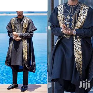 Embroidery Men's Agbada   Clothing for sale in Greater Accra, Accra Metropolitan