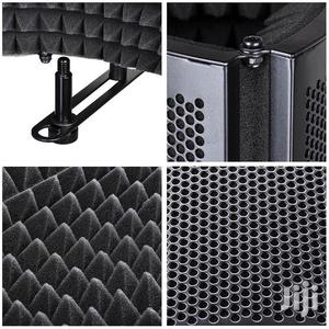 Foldable Studio Microphone Shield   Accessories & Supplies for Electronics for sale in Greater Accra, Accra Metropolitan