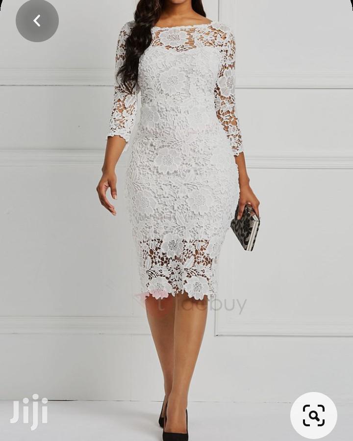 Archive: Ladies Lace Dress