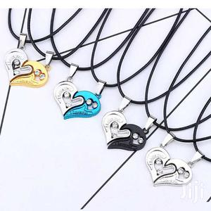 Heart Pendant For Lovers Necklace | Jewelry for sale in Greater Accra, Ga South Municipal