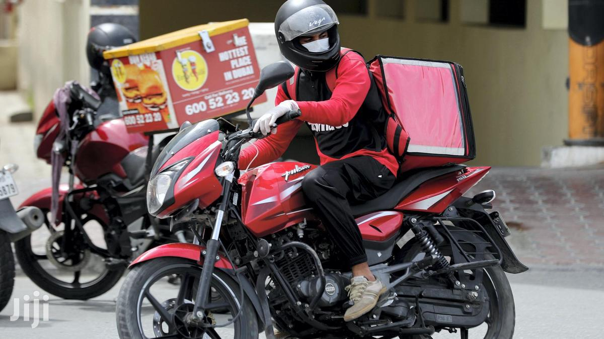 Delivery Service In Accra