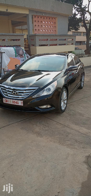 Hyundai Sonata 2012 Black   Cars for sale in Adabraka, Greater Accra, Ghana