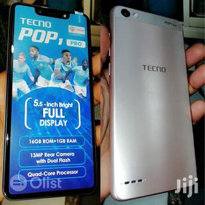 New Tecno Pop 1 Pro 16 GB Black | Mobile Phones for sale in Greater Accra, Adenta