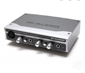 Sound Card/M-Audio Firewire Solo   Audio & Music Equipment for sale in Greater Accra, Cantonments