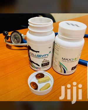Max 357 Omega Oils, Cellgevity | Vitamins & Supplements for sale in Greater Accra, Abossey Okai