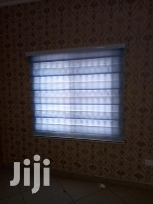 Sea Blue Curtains Blinds | Home Accessories for sale in Greater Accra, Roman Ridge